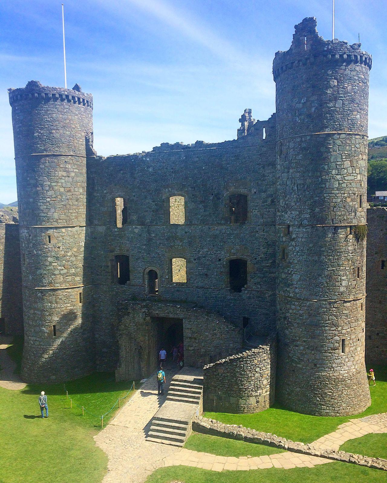 Harlech Harlech Castle