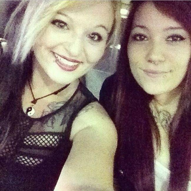 Night out Bestfriend Dress Heels Wegdes Lesbians Lesbehonest Lesbianofinstagram Tattoos Ink Instagay Perseverance Funtime Smile Selfie Girly Girlswholikegirls