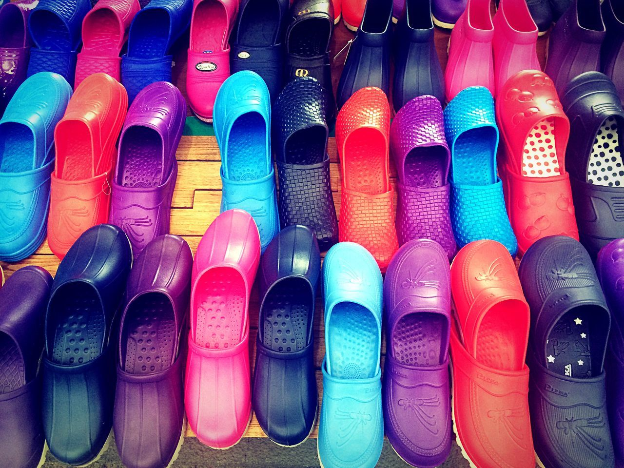 Traditional Korean Shoes Rubber Rubber Shoes Korean Market South Korea