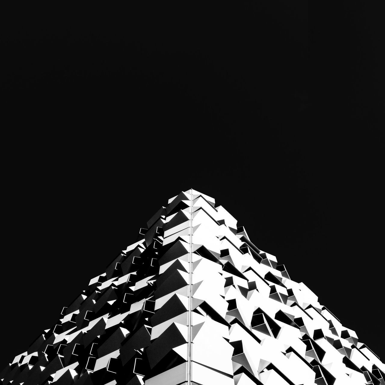 Abstract Abstract Photography Architectural Detail Architectural Feature Architecture Architecture_collection Black & White Black And White Black Background Blackandwhite Photography Copy Space Day Low Angle View Minimal Minimalism Minimalism_bw Minimalist Minimalist Architecture Minimalist Photography  Minimalistic Minimalmood Minimalobsession No People Outdoors Studio Shot