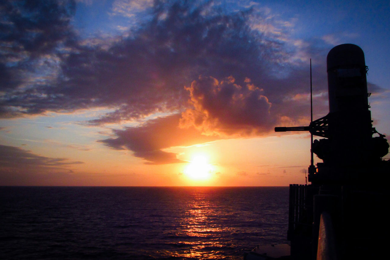Beautiful stock photos of waffen, Beauty In Nature, Cloud - Sky, Horizon Over Water, Idyllic