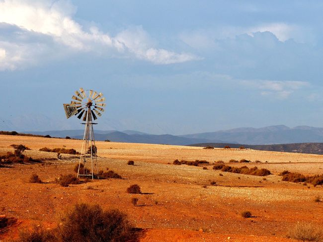 African fields Landscape Sky Day Nature Mountain Scenics Desert Tranquility No People