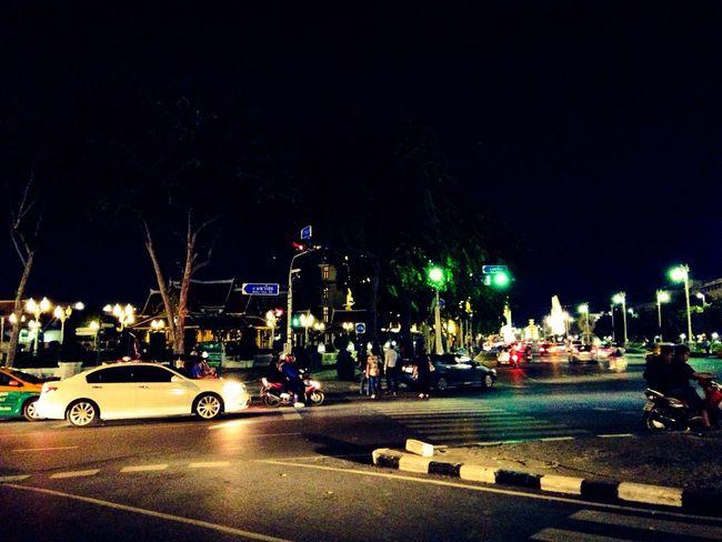Streetphotography Nightphotography Bangkok