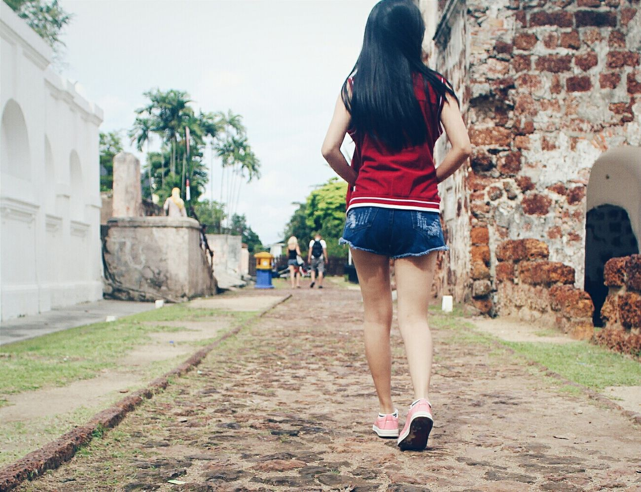 Forever alone.hahaha Walk This Way Photography ArtWork Portrait EyeEm Best Shots