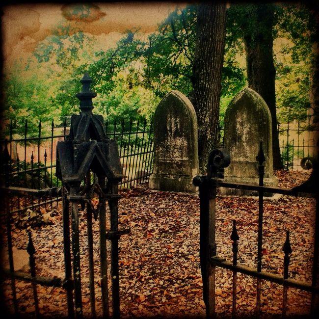 Cemetery Porn