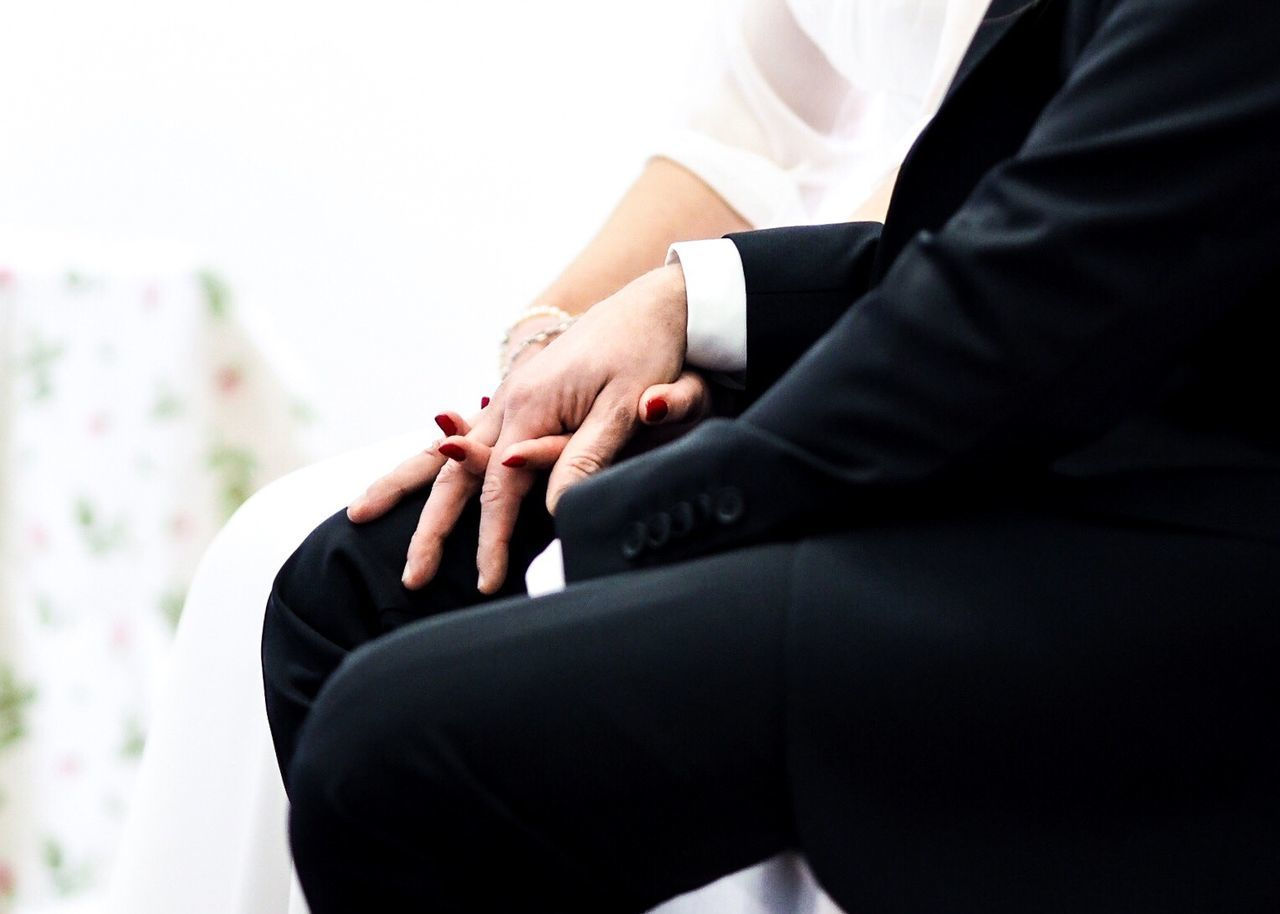 Real People Human Hand Togetherness Love Two People Wedding Men Lifestyles Midsection Women Finger Ring Bridegroom Indoors  Bonding Wedding Ring Human Body Part Holding Husband Close-up Wife Olympus OM-D E-M5 Mk.II