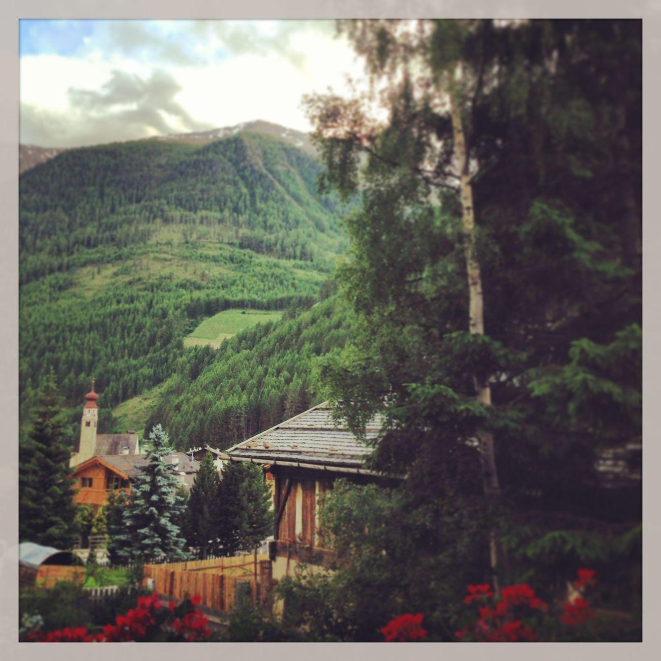 Lookslikeapainting Mountain Southtyrol  Summertime Timetoreflect Valsenales