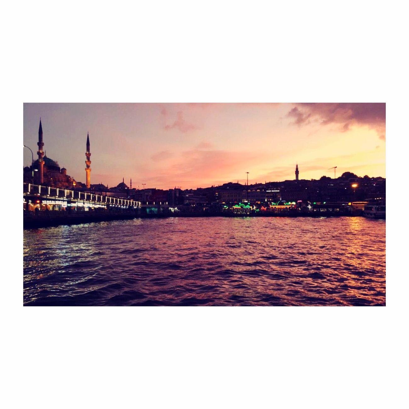 Istanbul Turkey Eminönü/ İstanbul Marmarasea Mosque Turkey Nightphotography Night Sky