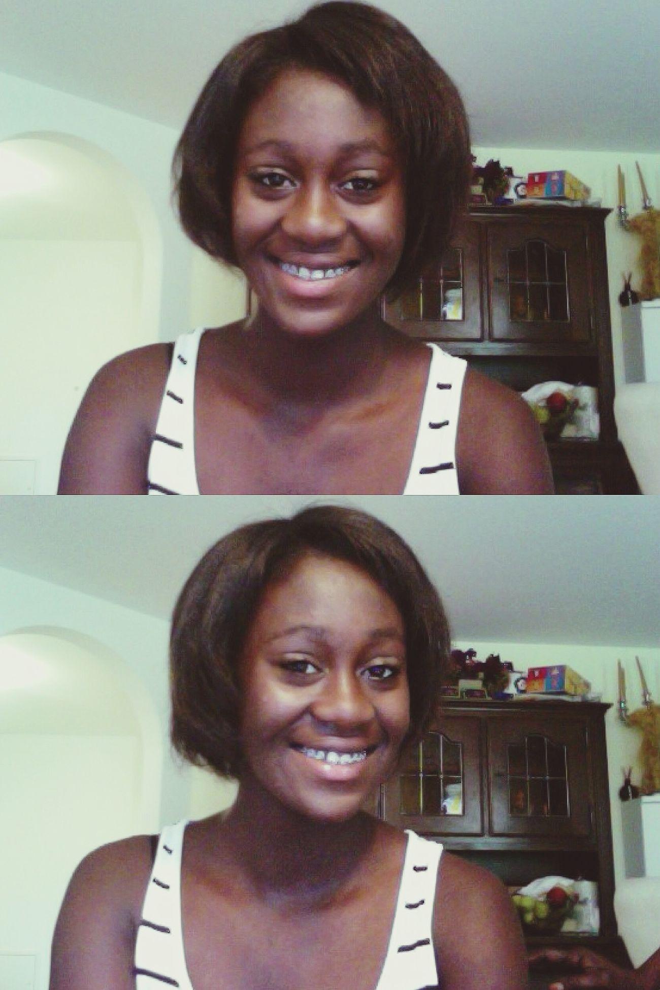 new haircute