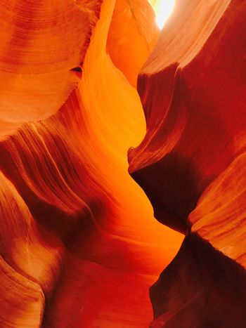 Geology Physical Geography Nature Sandstone Rock Formation Beauty In Nature Canyon Rock - Object Scenics Tranquility Tranquil Scene No People Landscape Travel Destinations Arid Climate Desert Outdoors Curve Day Textured  Lowerantelopecanyon Lower Antelope Canyon AntelopeCanyon Antelope Canyon Antelope Canyon USA
