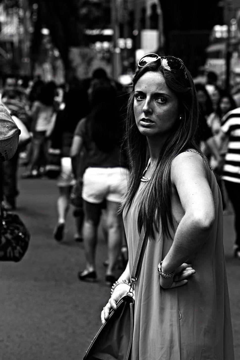 Streetphotography B+W