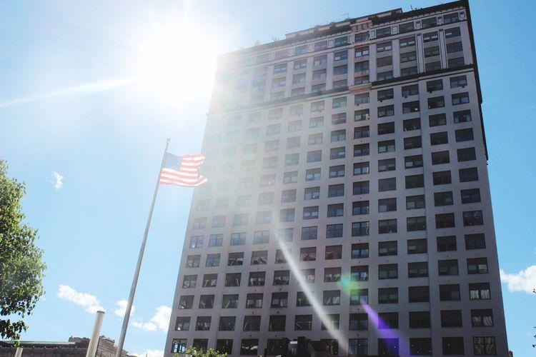 USA Flag ⛳️ NYC Usa 🇺🇸