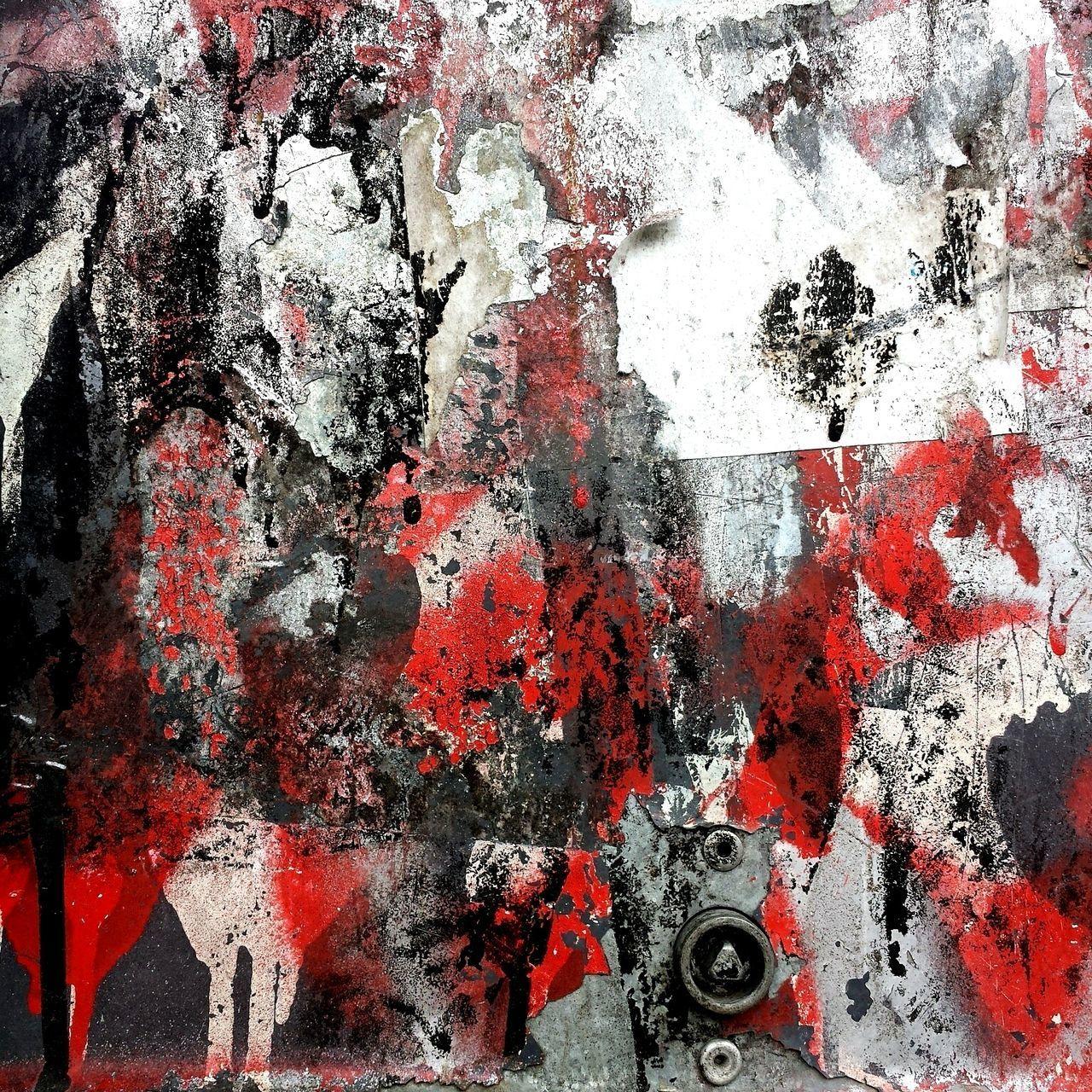 Unintentional Art Accidental Art Paint Decay Abstract Unintentionalart Accidentalart Wall