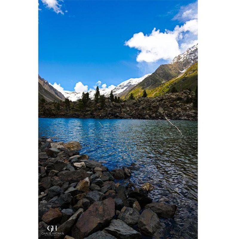 Naltar Lake 2 Naltar Valley Hunza Gilgit Pakistan Ghalibhasnainphotography Water Sky Beautiful
