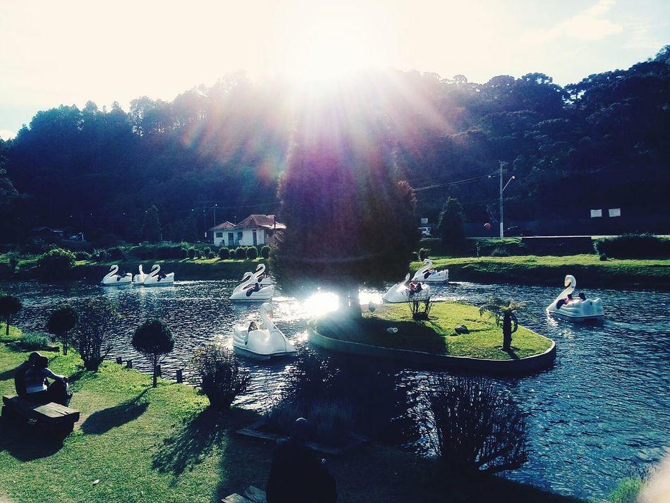Colour Of Life Sunset #sun #clouds #skylovers #sky #nature #beautifulinnature #naturalbeauty #photography #landscape EyeEm Best Edits SP Camposdojordao Campos Do Jordão Lake Nature Nature Photography