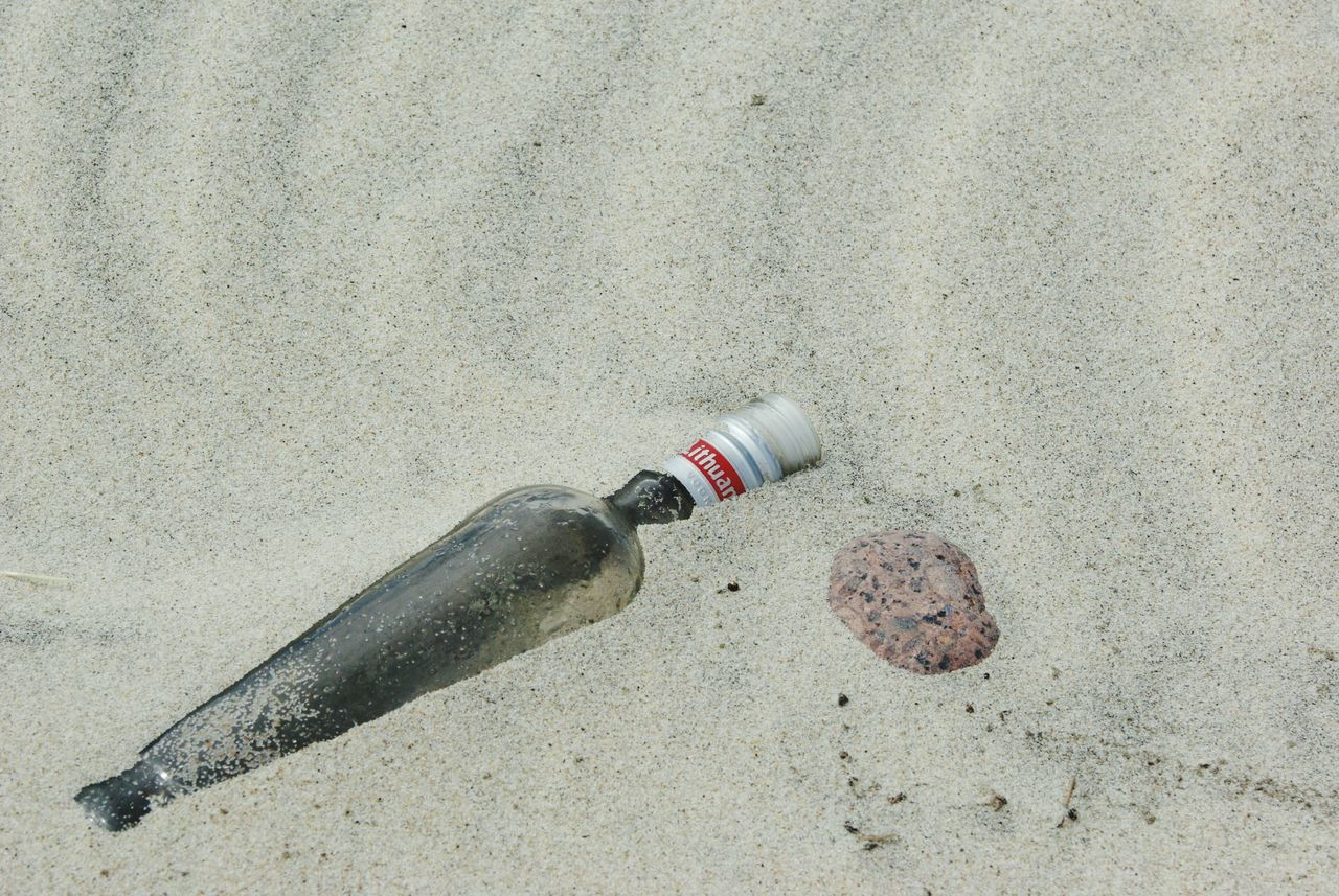 Message In A Bottle Close-up Day Indoors  No People EyeEmNewHere