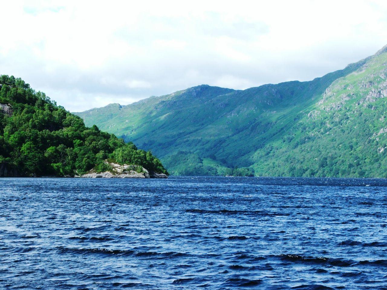 Beautiful stock photos of scotland, Blue, Calm, Cloud, Cloudy