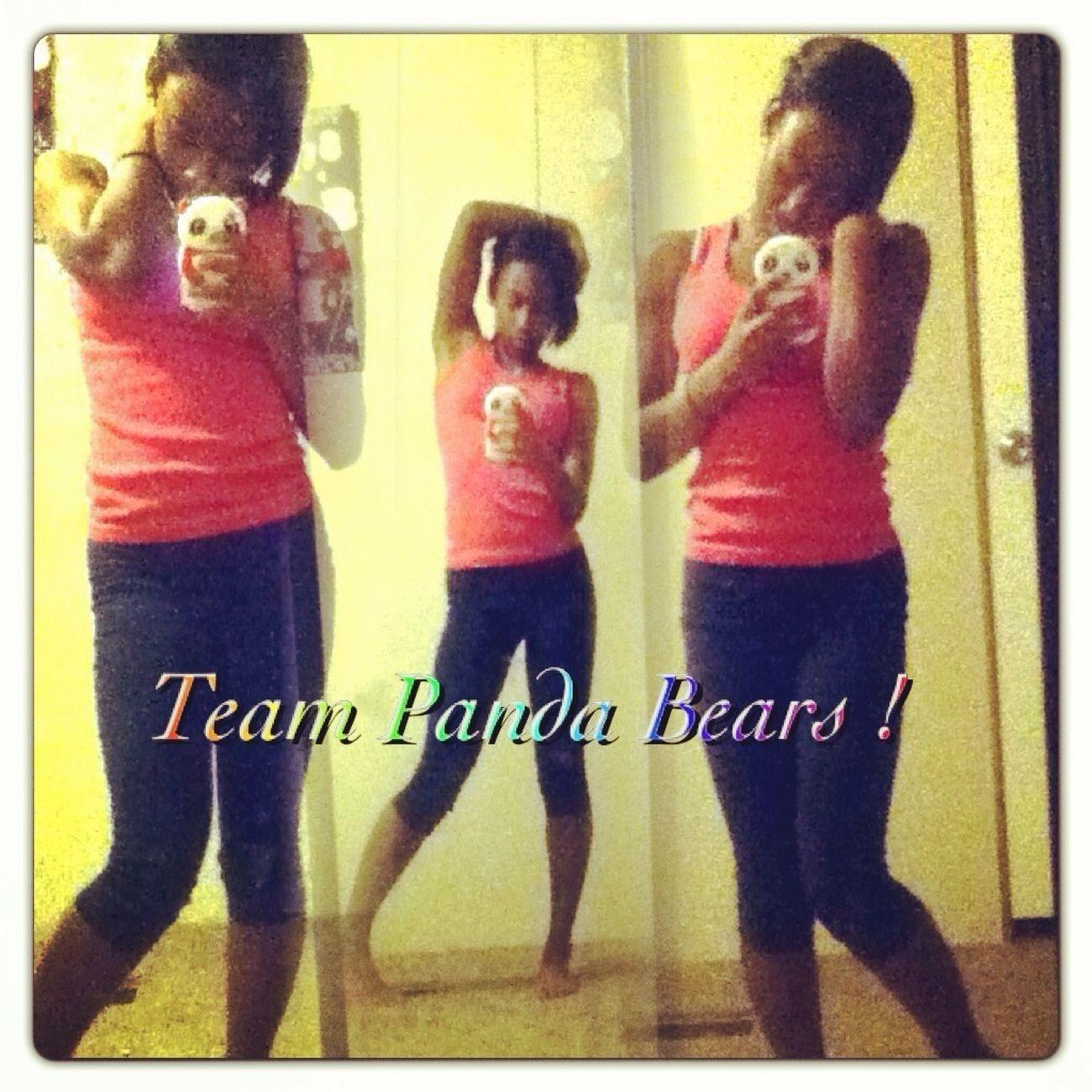 Team Panda Bears !