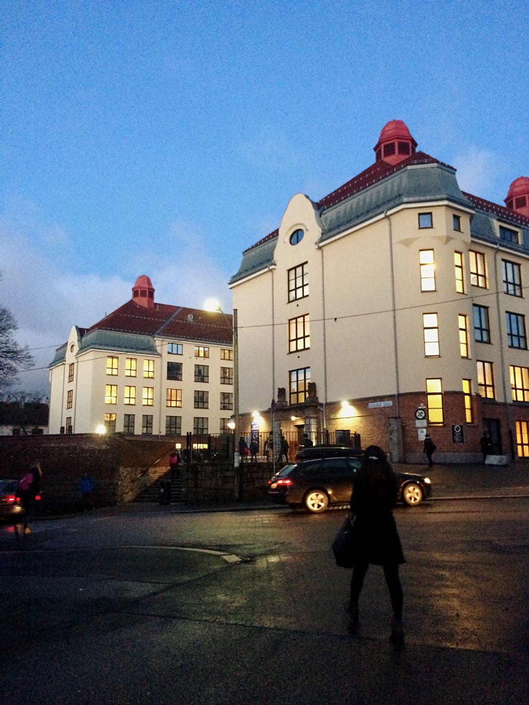 Jeg går på norskkurs Rosenhoff Norsk Learning New Language Norway Oslo