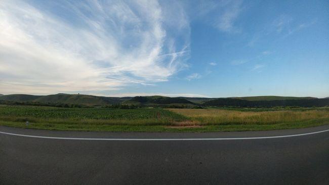 Wide Angle Karpathian