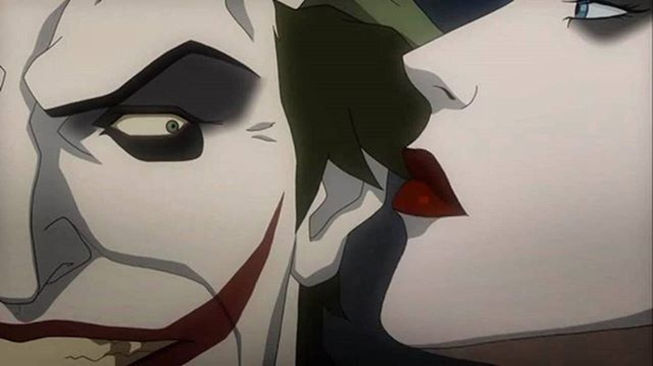 """It'll be just like old times."" - Harley Quinn. Watching Batman AssaultOnArkham on SundayLazeDay"