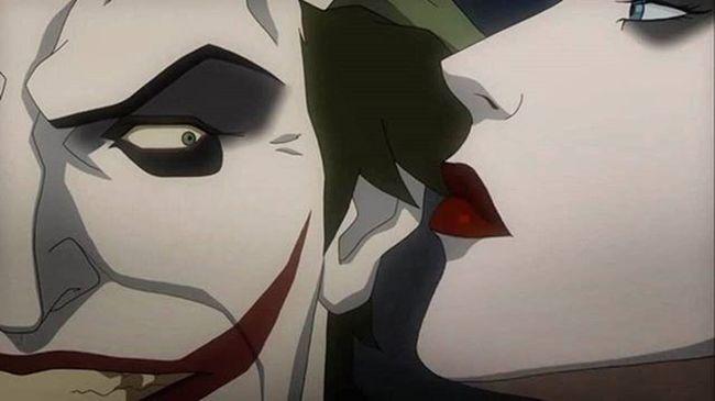 """It'll be just like old times."" - Harley Quinn. Watching Batman AssaultOnArkham on SundayLazeDay"
