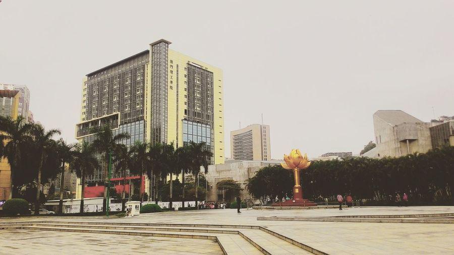 Golden lotus square Travel Macau Golden Lotus