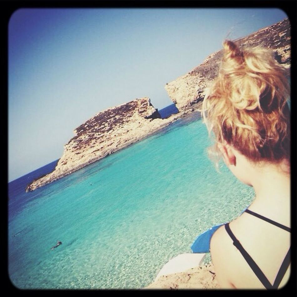 Relaxing The Blue Lagoon, Comino Holiday