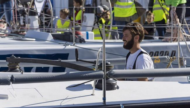 Barcolana2016 Regata Regatta Seascape Seaside Sailing Sailboat Vessel Trieste Italy Man