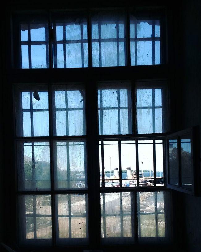 Patarei Prison Window