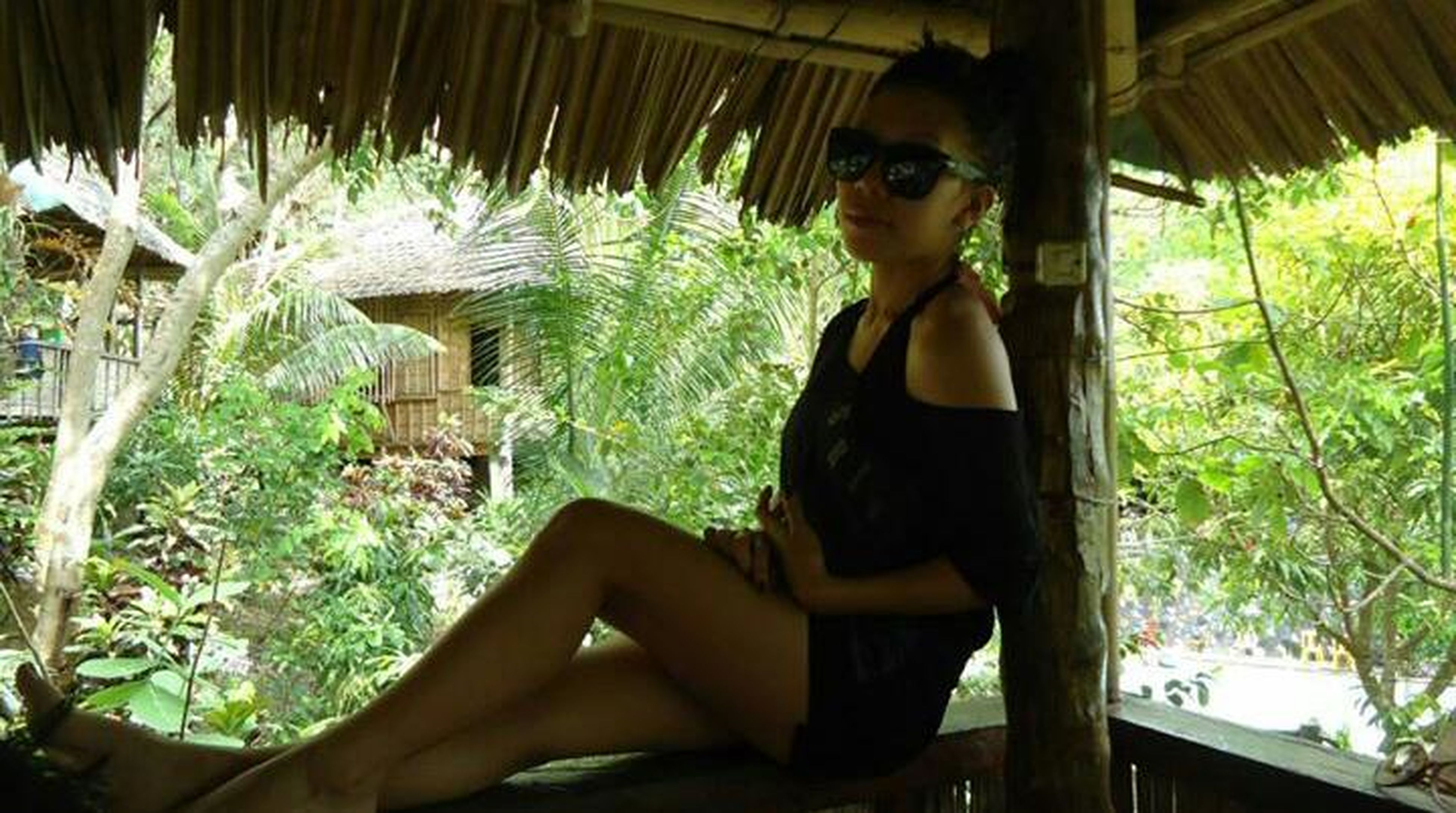 Im Relaxing My Self In The Native Haus