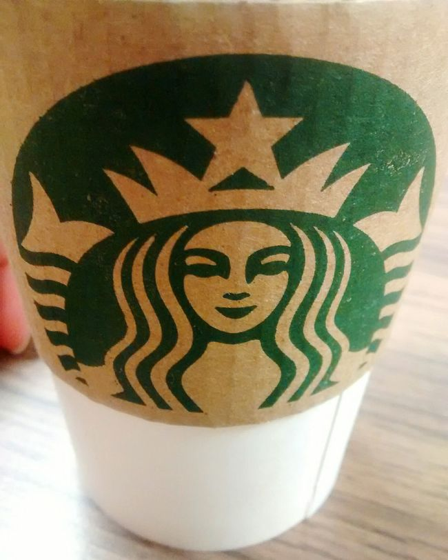 Coffee And Cigarettes Starbucks Little Lady  Crownroyal