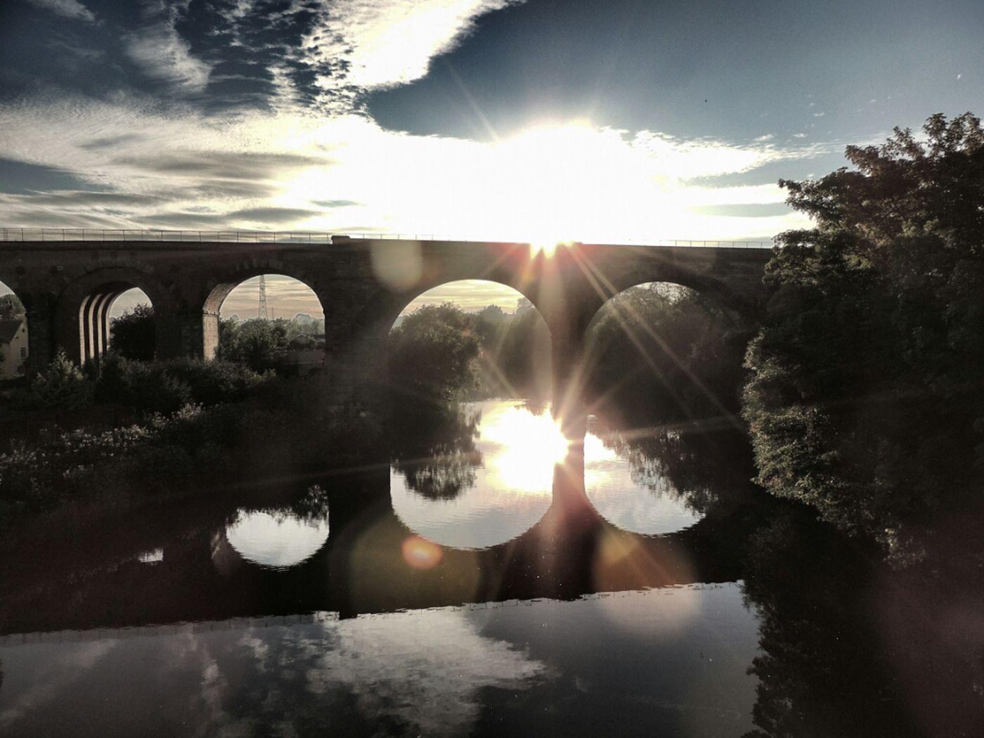 Sunset Sunshine Taking Photos Water_collection