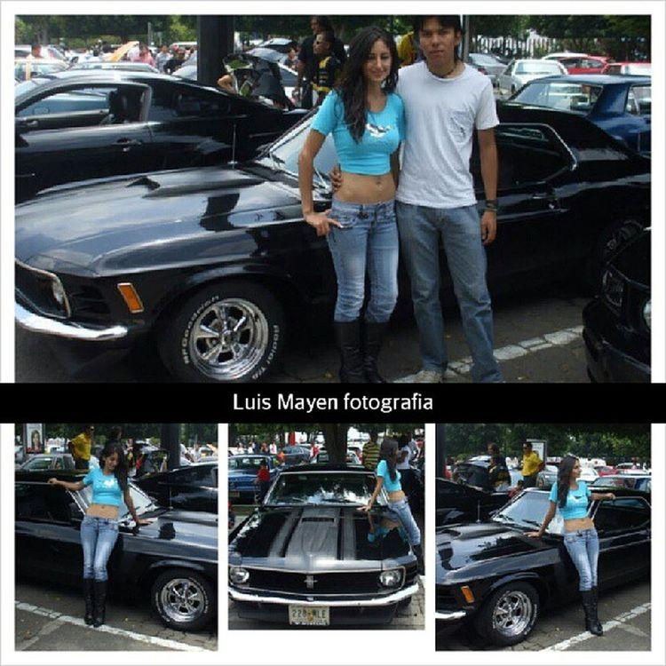 Como olvidar mi primer evento n.n y mi primer amiga en el medio de la fotografia :3 Mustang ,MundoE ,Secionfotografica
