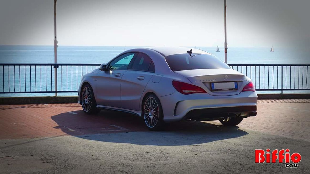 Mercedes Cla 45 AMG See the Sea Mercedes-Benz AMG Power Amgs Amglove Amg Gts Mercedes Amg Supercars Supercar Car Cars Carlifestyle Exotic Cars Exotic Biffio EyeEm Best Shots First Eyeem Photo Hypercar Sportive Super