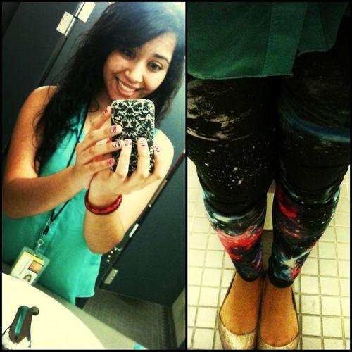 Galaxy Leggings ❤