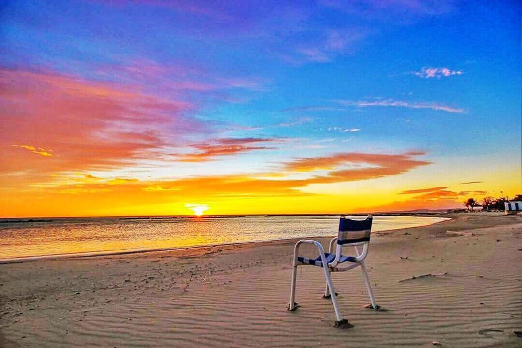 Showcase: January Seascape Mare Landscape Sea Sunrise Italy Martinsicuro Italianeography Beach Sky