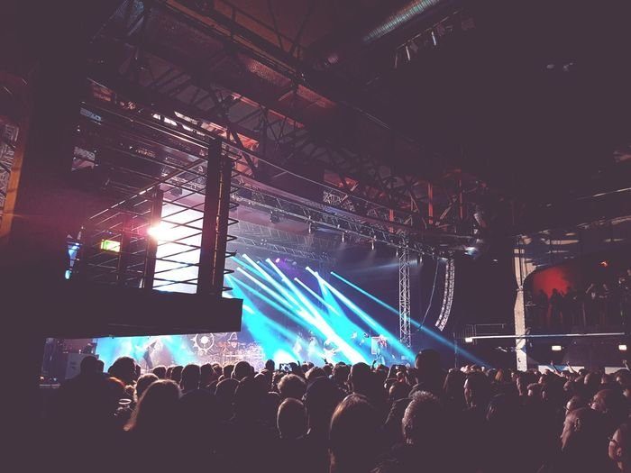 Arch Enemy Popular Music Concert Music Arts Culture And Entertainment Nightlife Performance Crowd Event First Eyeem Photo