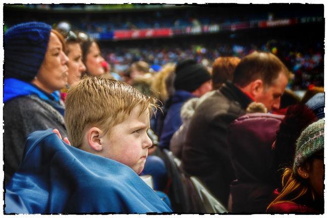 Boys CrokePark Dublin Enjoyment Family Gaa Headshot Ireland Irelandinspires Ireland🍀 Leisure Activity Togetherness Watching The Game