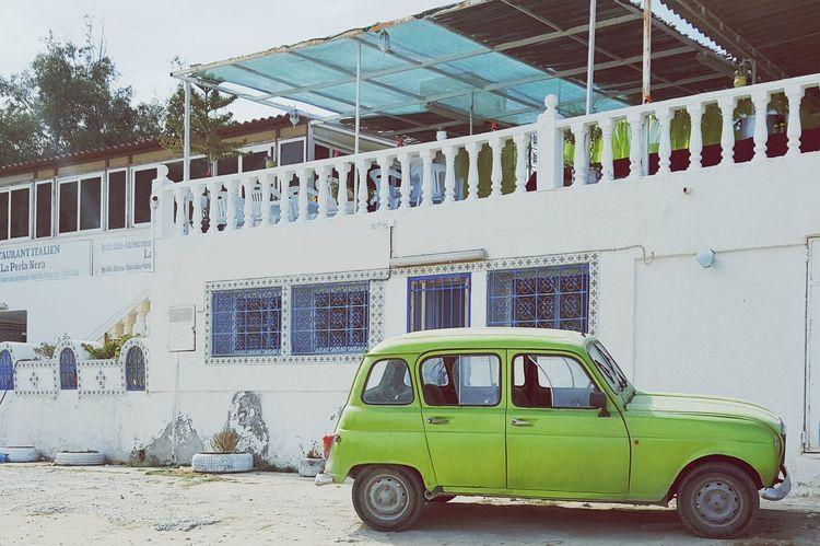Renault 4L Renault Car Cars Vintage Vintage Cars Tunisia Nabeul Mediterranean