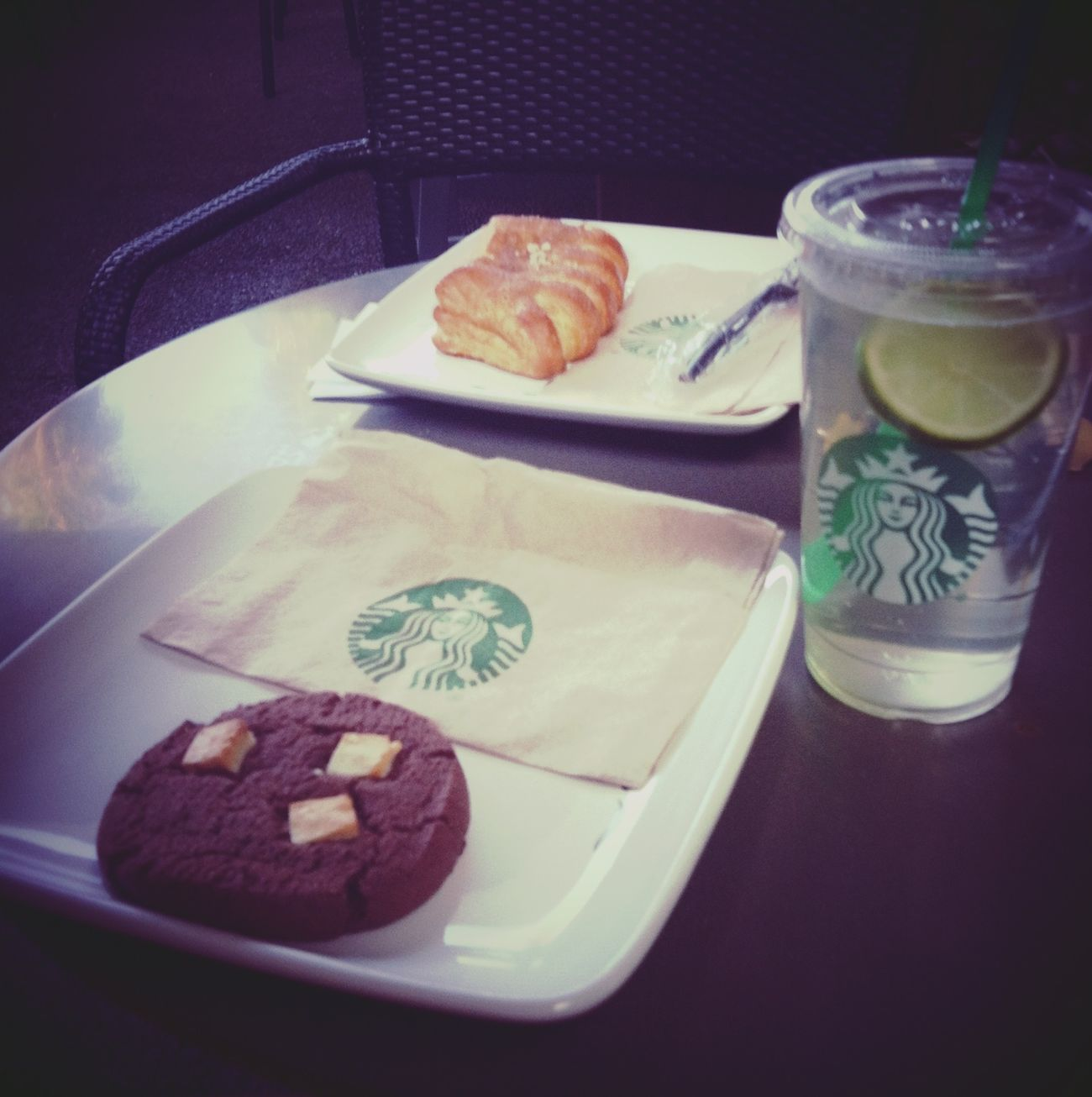 Lemon Refresher Coffee Break First Eyeem Photo