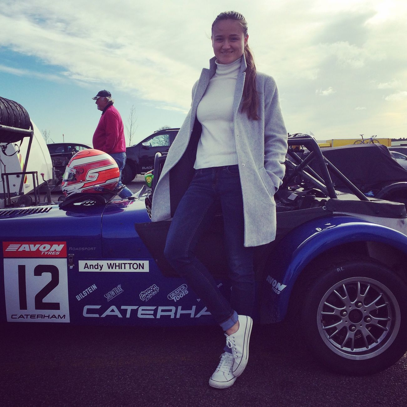 Racing Caterham Sport Fun