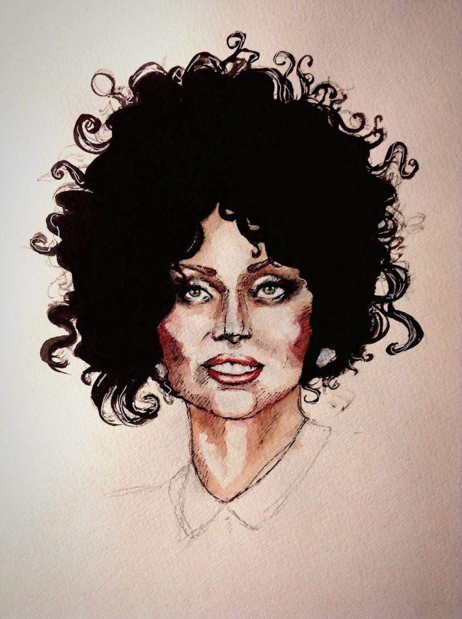 """My new artwork """"Lady Gaga Cheek To Cheek"""" Art ArtWork Ladygaga Cheektocheek Painting Love"""
