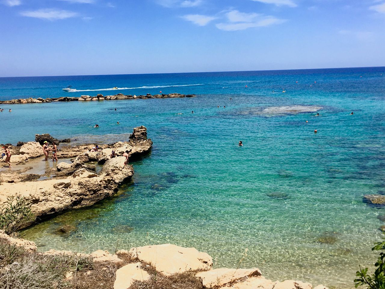 Cyprus Protaras Summer 2016 Bay Greenbay Clear Waters Hot Sandy Sunny Check This Out Hello World Relaxing Enjoying Life Taking Photos Feel The Journey Original Experiences