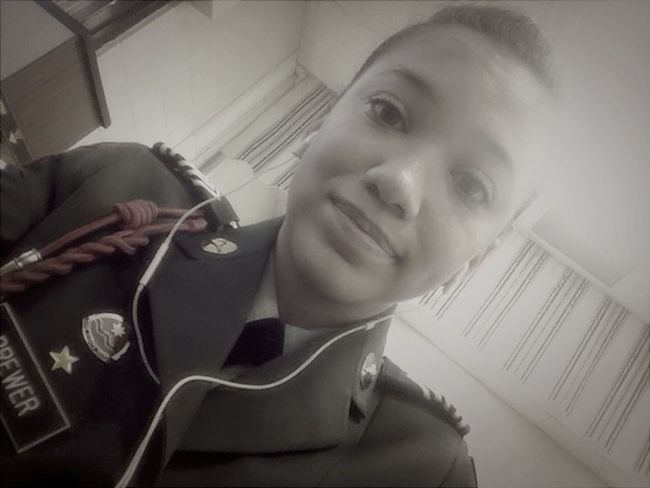 JROTC , uniform Wednesdays
