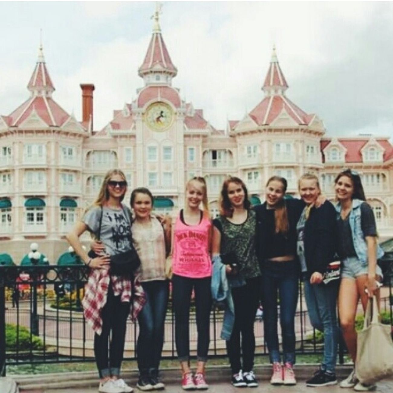 Disneyland- where dreams come true ❤ Enjoying Life