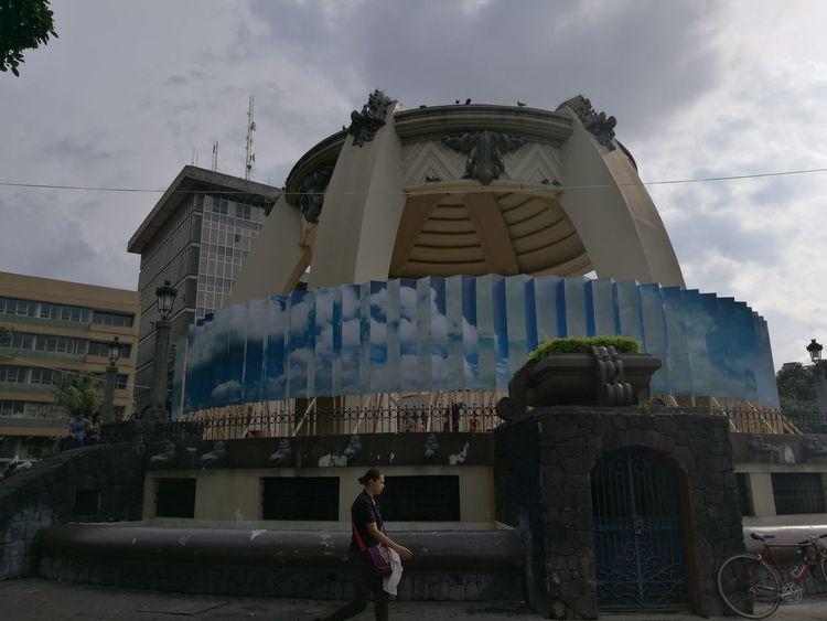 Kiosco  Parque  Central Costa Rica Adolfo Rodriguez