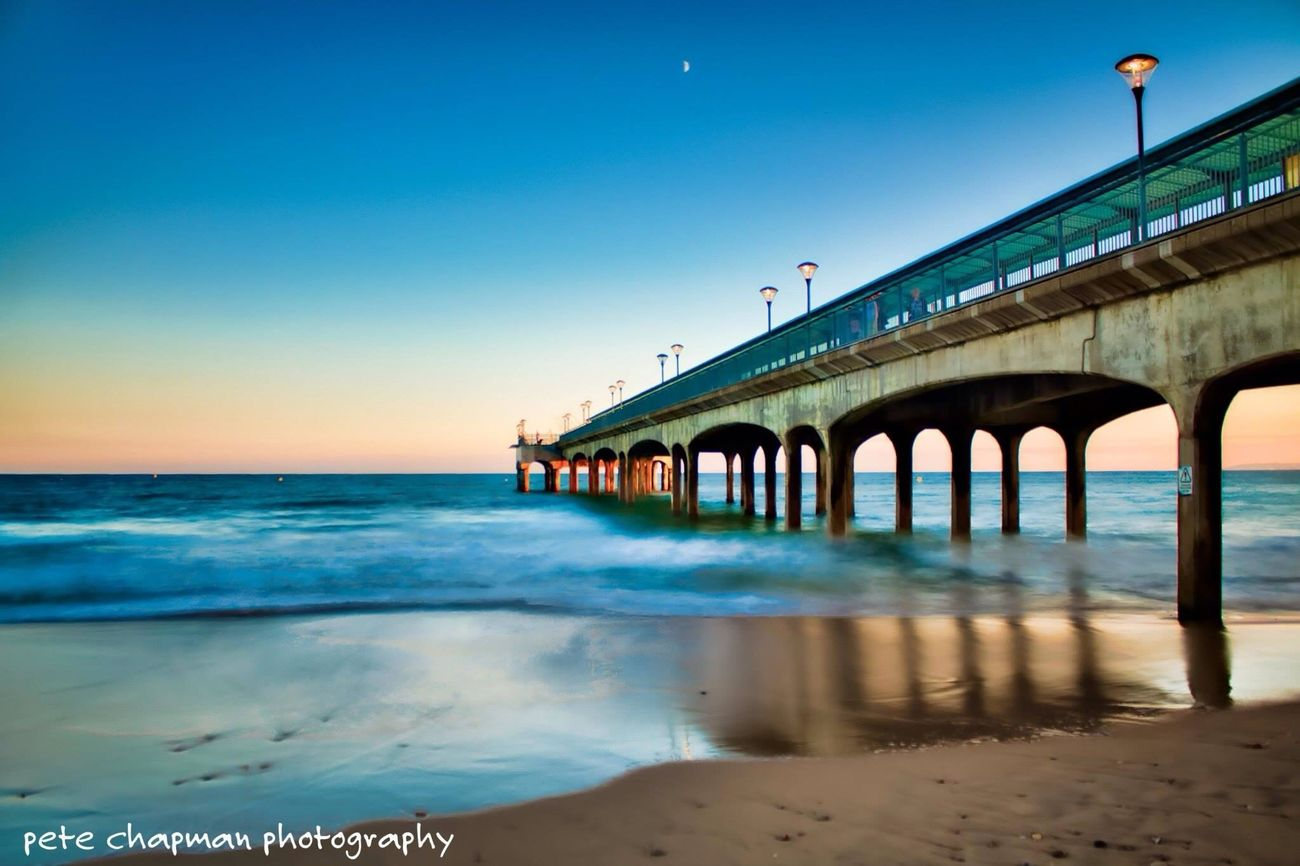 Boscombe Pier  Hdr Edit Long Exposure
