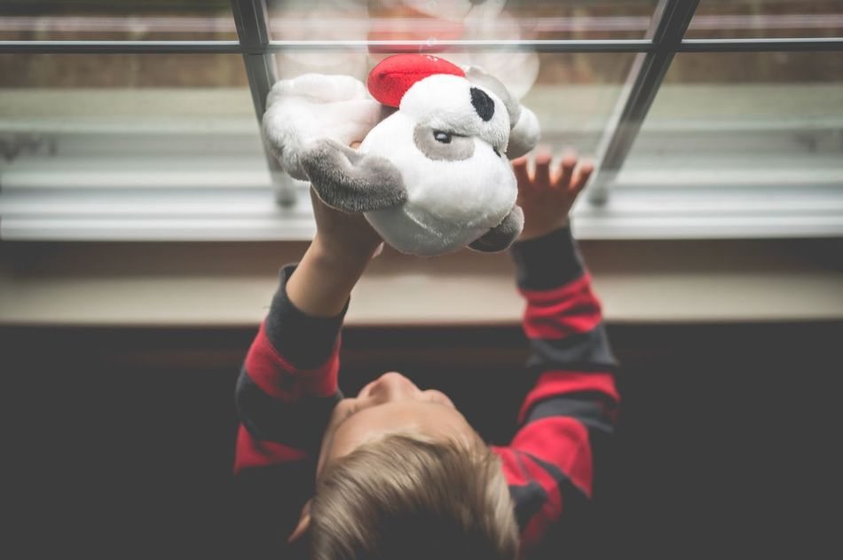 Indoors  Childhood Child Kids Play Boy Toys Window Playing Boys One Person