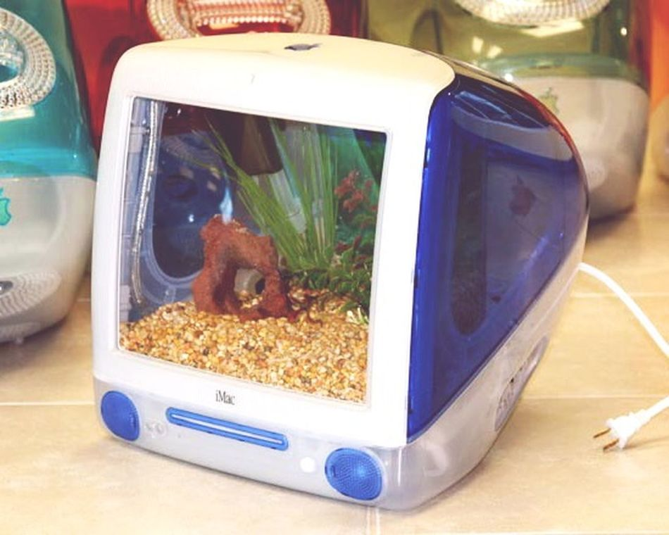 Imacg3 Macquarium Apple Retro